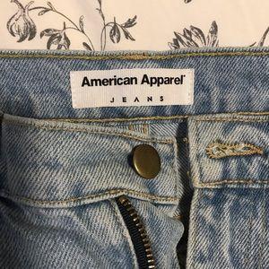 American Apparel Pants - American Apparel jeans